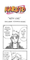 Naruto Doujinshi - With Love by SmartChocoBear