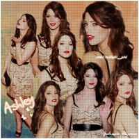 Ashley Greene by juliana-utyama