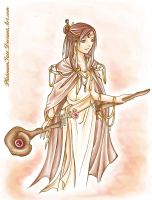 Design Character: Mage by Platinumfate