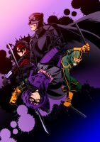 kick-ass by cva1046