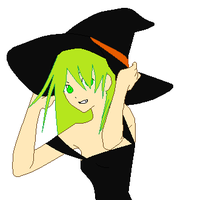 Witch by acer1321300