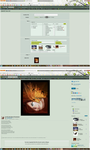DeviantArt Submission Page Suggestions by apriclty