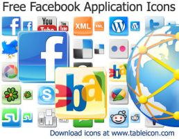 Free Facebook Application ... by shockvideo