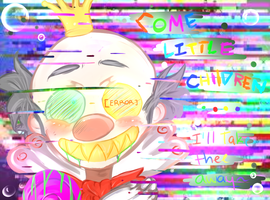 KING CANDY by TheJokersCards