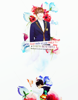 [Graphic] Baekhyun, you are beautiful by Ashleylovesel