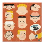 Dick Tracy Rogues Gallery by Montygog