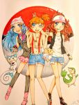 ~Pokemon girls!~ by NestOfDreams