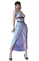 Female 24 PNG Stock by Jumpfer-Stock