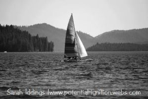 Sailboat by Beware-Of-Optimist
