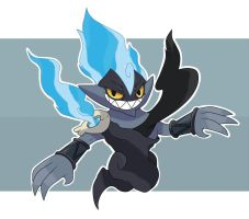 Hades fakemon halloween by fer-gon