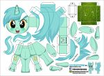 Lyra Heartstrings (Joinys 007) by ELJOEYDESIGNS