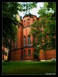 St Johannis Hamburg by nothingofvalue