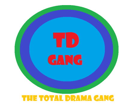 The Total Drama Gang's Logo 2.0 by Jared1994