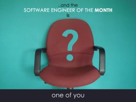 Software Engineer of the Month by IshqAatish