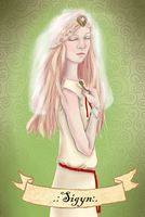 Sigyn by AmeOndine