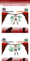 TickleComic9 Difficult As Hell by Alma1129