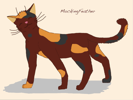 MockingFeather by WildFiresProphecy