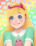 Star Butterfly by Flasho-D