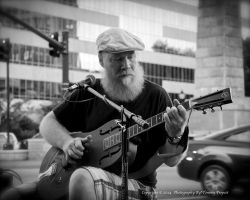 The Blues Man 0755 - By Tommy Propest by TommyPropest-Candler