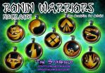 Ronin Warriors Pendant Necklaces FOR SALE by TCStarwind