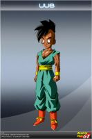 Dragon Ball GT - Uub by DBCProject