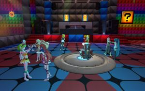 The Vocaloid Dance party by simsda