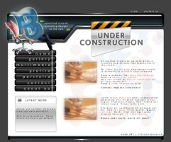 Corporate Web Template by mangion