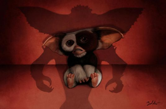 Gizmo by MightyGodOfThunder