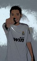 hala madrid by auliasupport