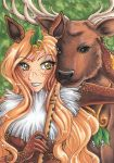 Faun - Protector by Aiko-Mustang