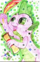 Spike by orcakat4