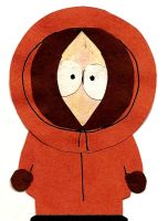 Kenny - Construction Paper by mooneko