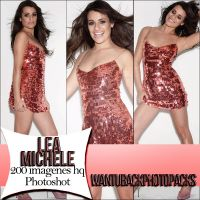 Photopack 143: Lea Michele by PerfectPhotopacksHQ