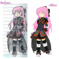Before After by Kokoro567