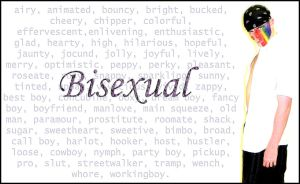 Bisexual --Plain and Simple by f4ever