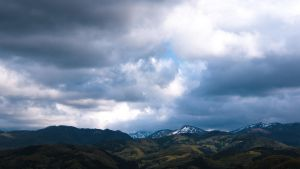 Mountain by ssagano