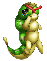 Caterpie TF by PokeManiac-Stu