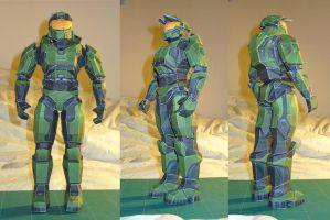 Master Chief by Travis by billybob884