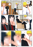 NaruSasu douji Pg 79 PhotoShoot by Cassy-F-E