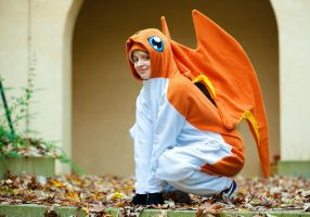 Patamon Cosplay - Kirugumi II by Blashina