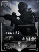 COD4 Oakman by scroll142