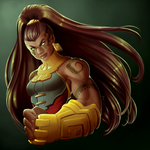 Illaoi by feh-rodrigues