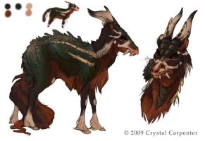 Qilin Sketches Part 5 by soulofwinter