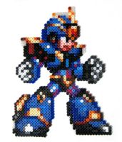 Megaman X5 ultimate armor by Neko-Chan17