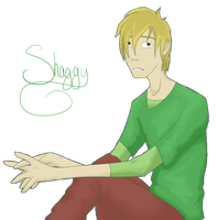 Shaggy Rogers by Capricious-Spider