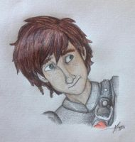 Hiccup (HTTYD 2) by Dragonfan55