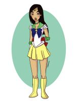 Sailor Mulan by lyles