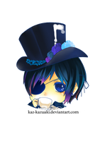 Ciel Tea Time by Panda-Prodigy