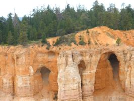 Bryce Canyon Arches by kkplum