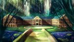 Waterfall Mansion by rusharil